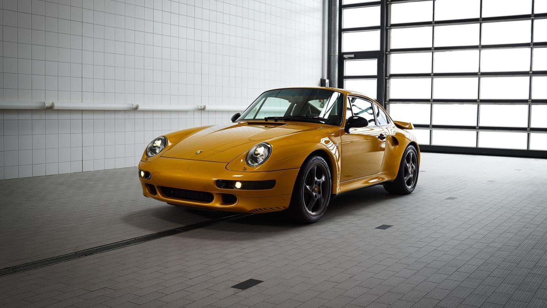 Origins Of The Air-Cooled Porsche Engine