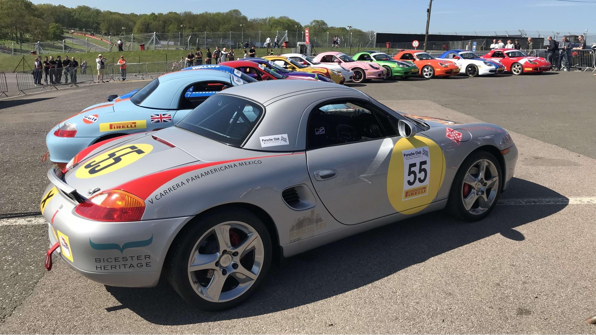 Porsche Centre Swindon Secure 3rd Place
