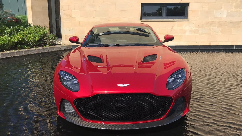 What Is It Like To Drive The Aston Martin DBS Superleggera?