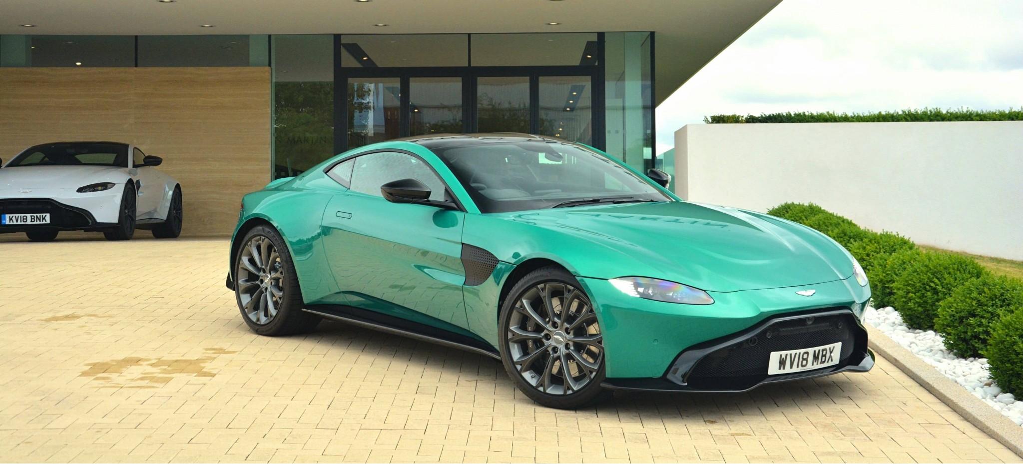Aston Martin Bristol Has The Aston Martin Vantage 4 0 V8 Twin Turbo Waiting For You