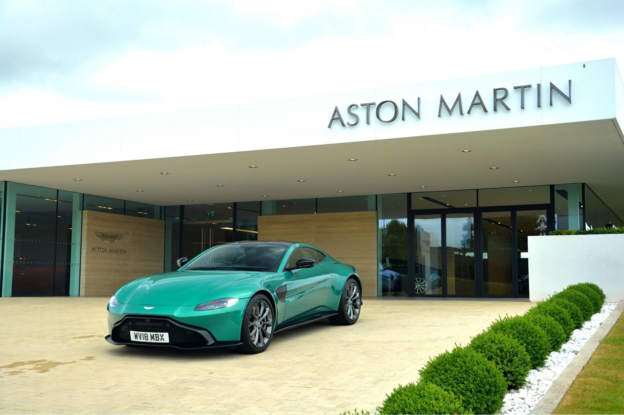 Discover our all New Vantage Demonstrator