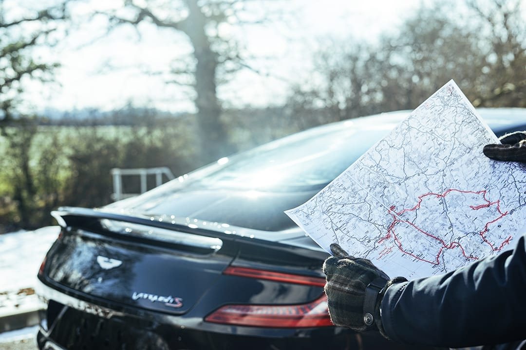 The Best Roads In Wales To Drive An Aston Martin