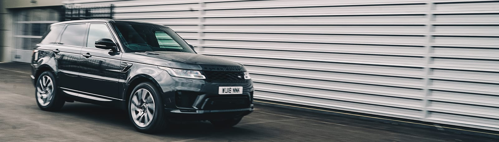What's It Like To Drive The New Range Rover Sport?