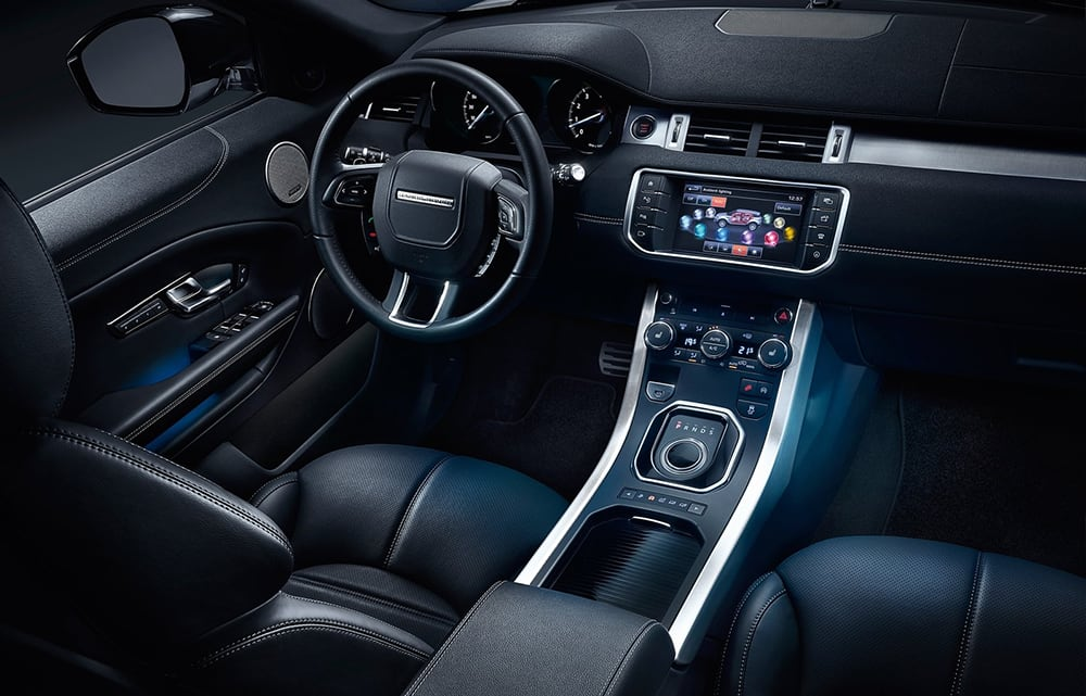 8 Things You Didn't Know A Range Rover Evoque Could Do