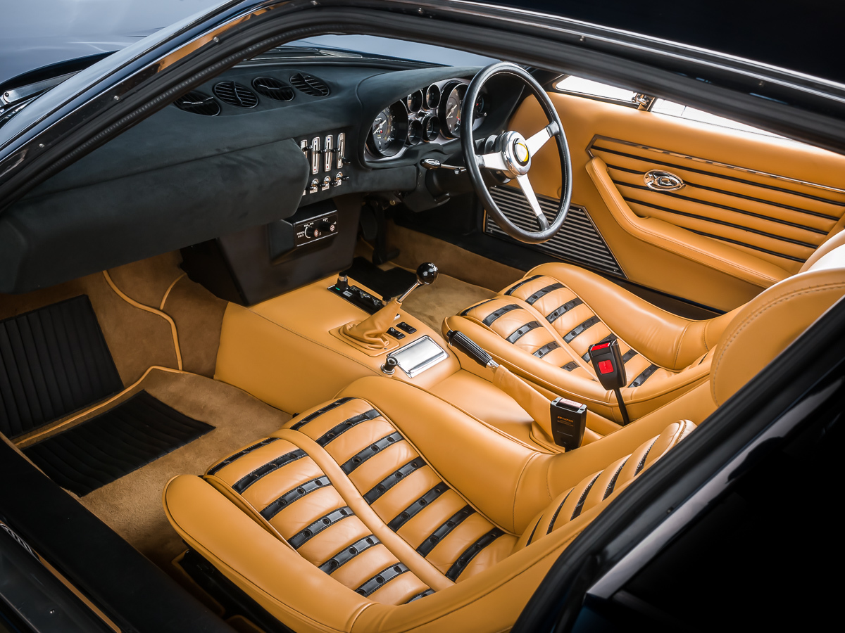 Ferrari 365 GTB/4 'Daytona Interior