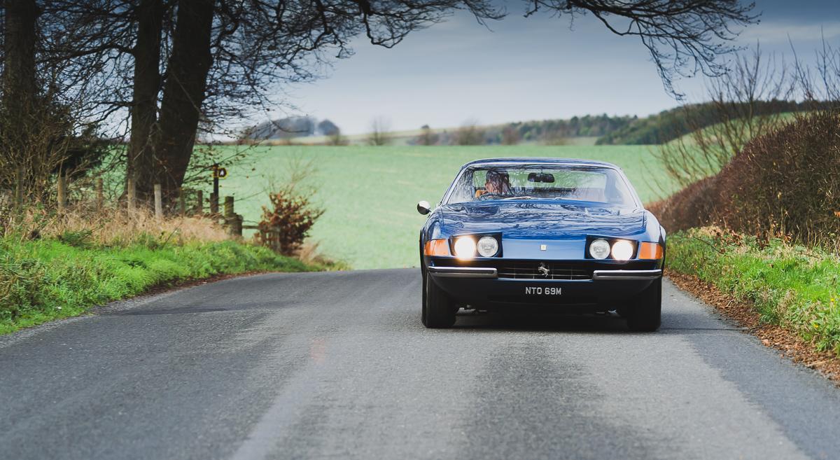 Ferrari 365 GTB/4 'Daytona EngineFerrari 365 GTB/4 'Daytona