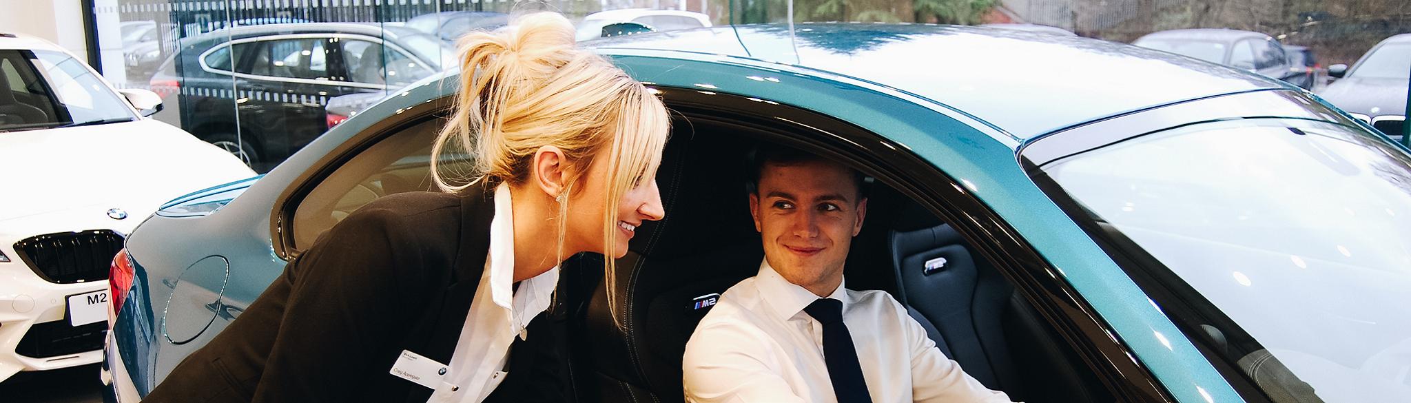 BMW Business Car Allowance