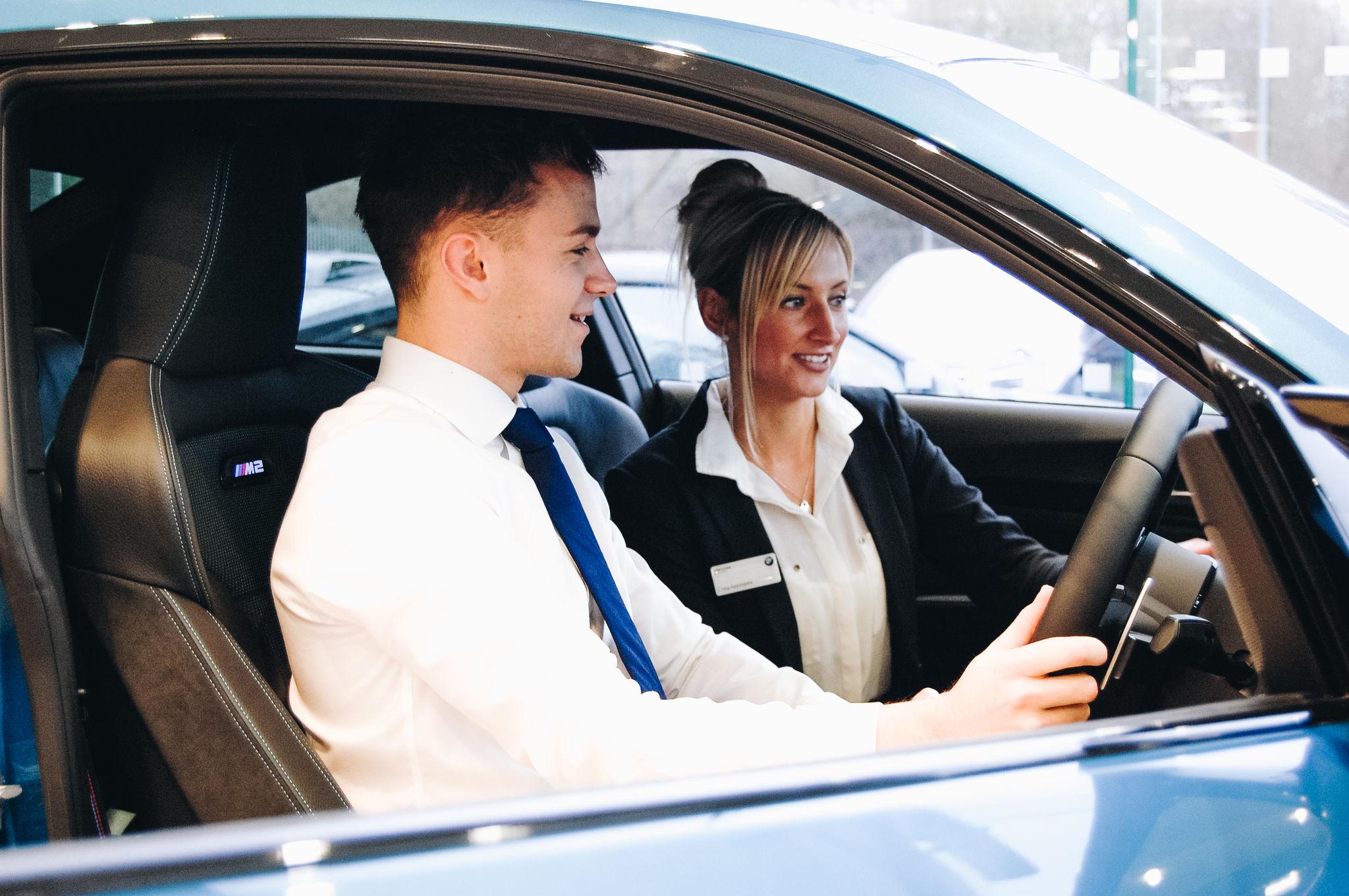 BMW Business Help