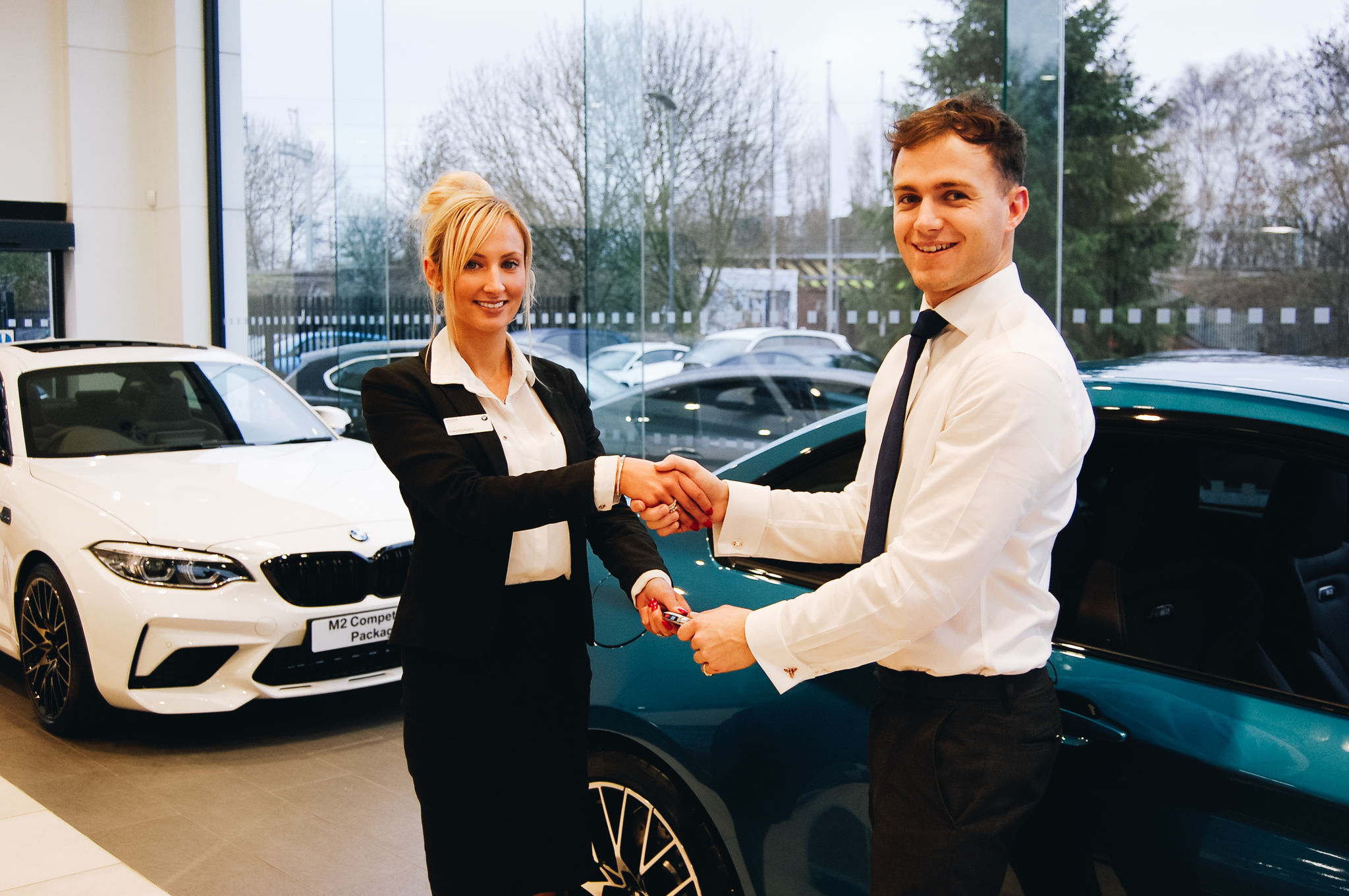 Deal Business Hire BMW