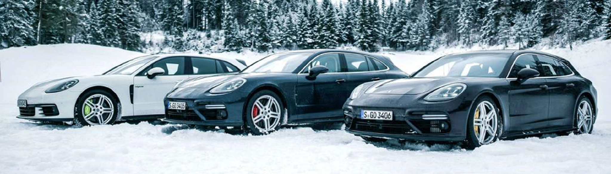 Preparing your Porsche for winter