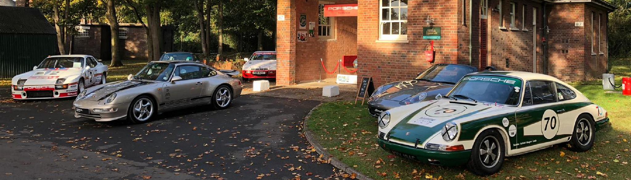 Porsche Classic Life Centre