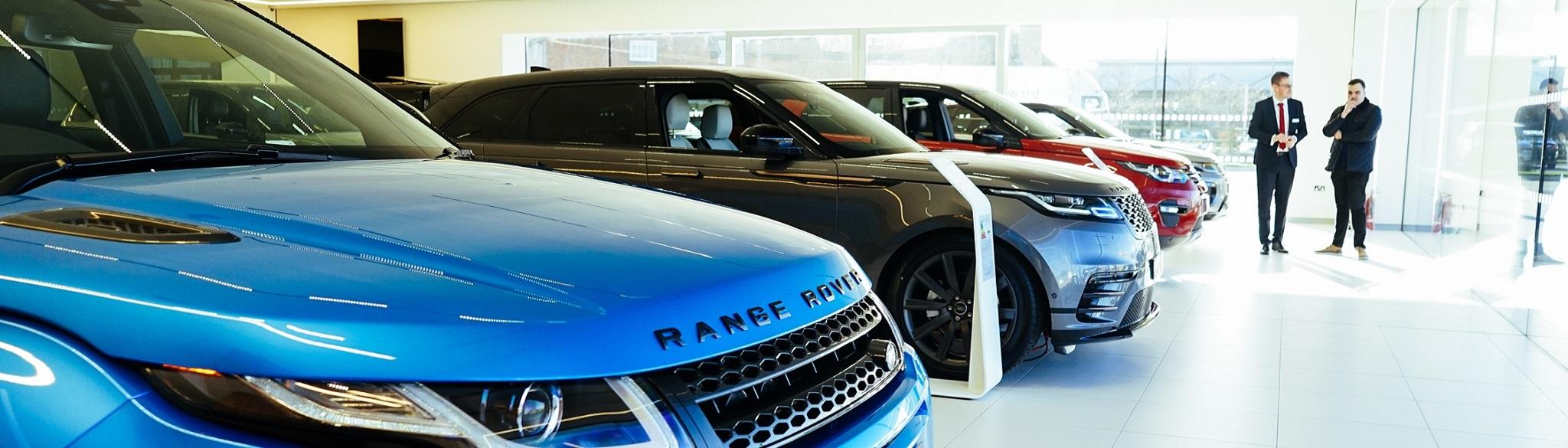Dick Lovett Land Rover Sales