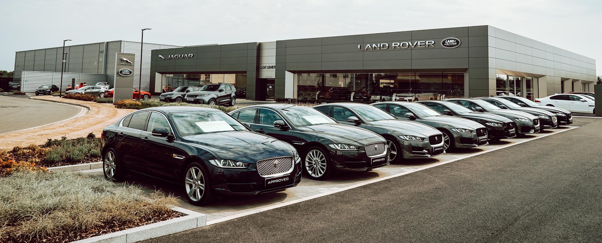 Dick Lovett Jaguar Land Rover