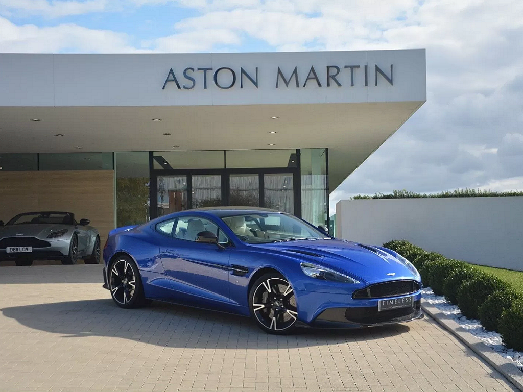 Discover Pre Owned Used Aston Martins At Aston Martin Bristol