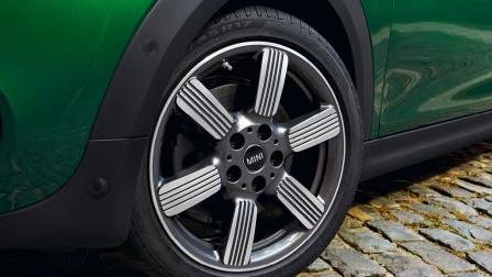 60 Years Alloy Wheels