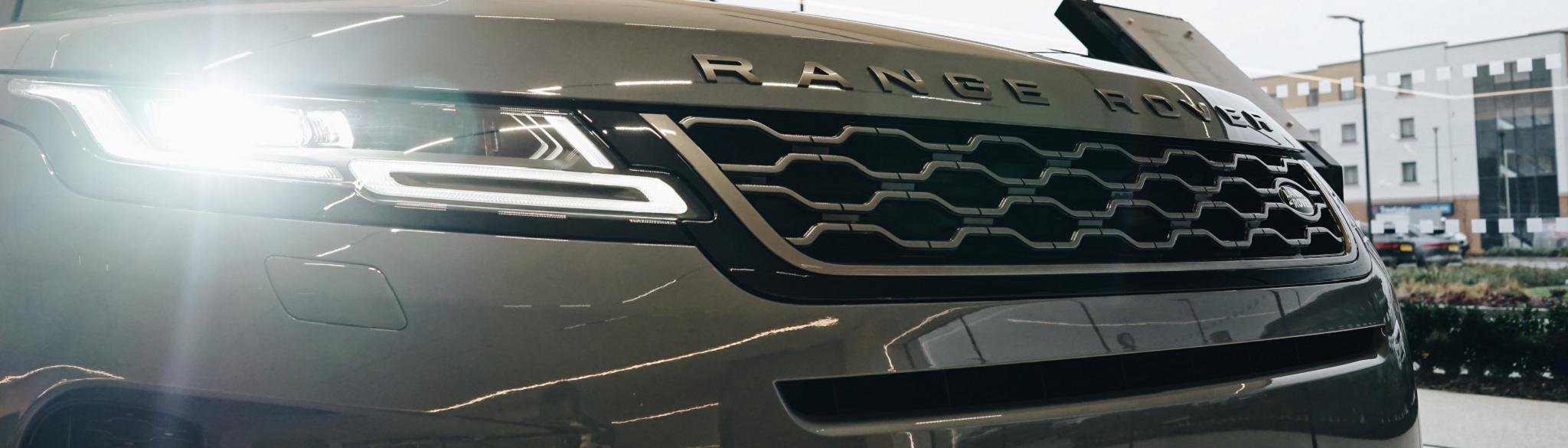 Range Rover Evoque Front Header