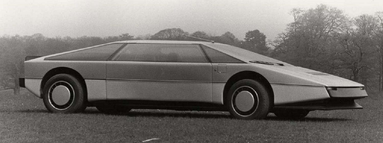 Aston Martin Bulldog Concept Car 1980 1280 05