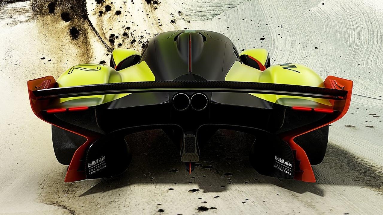 Aston Martin Valkyrie AMR Pro 2020 (3)