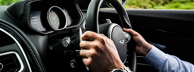 Aston Martin DB11 Inside