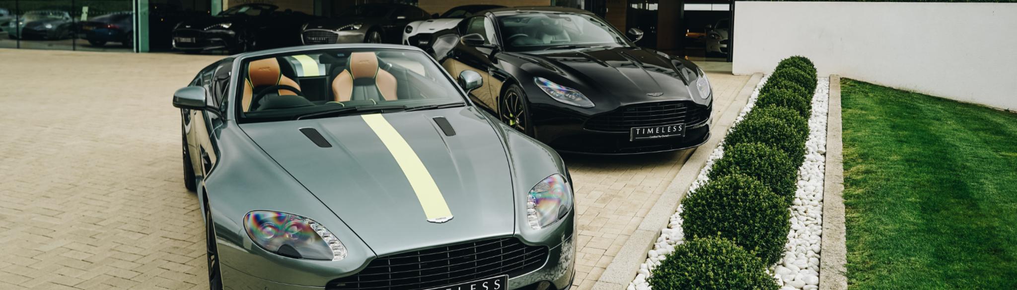 Aston Martin AMR Range