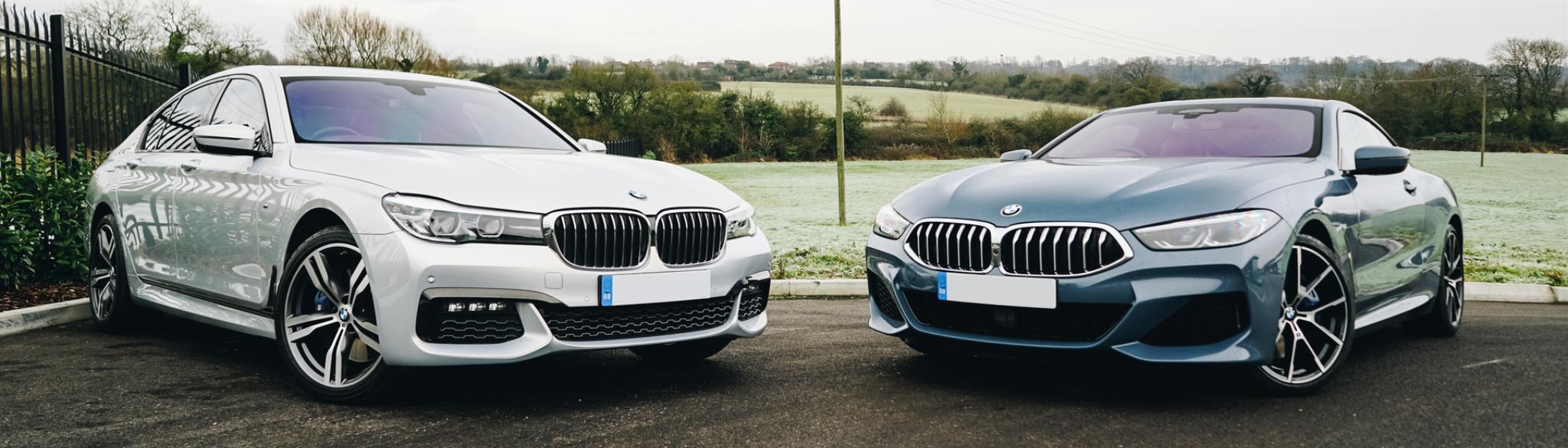 BMW GKL Header