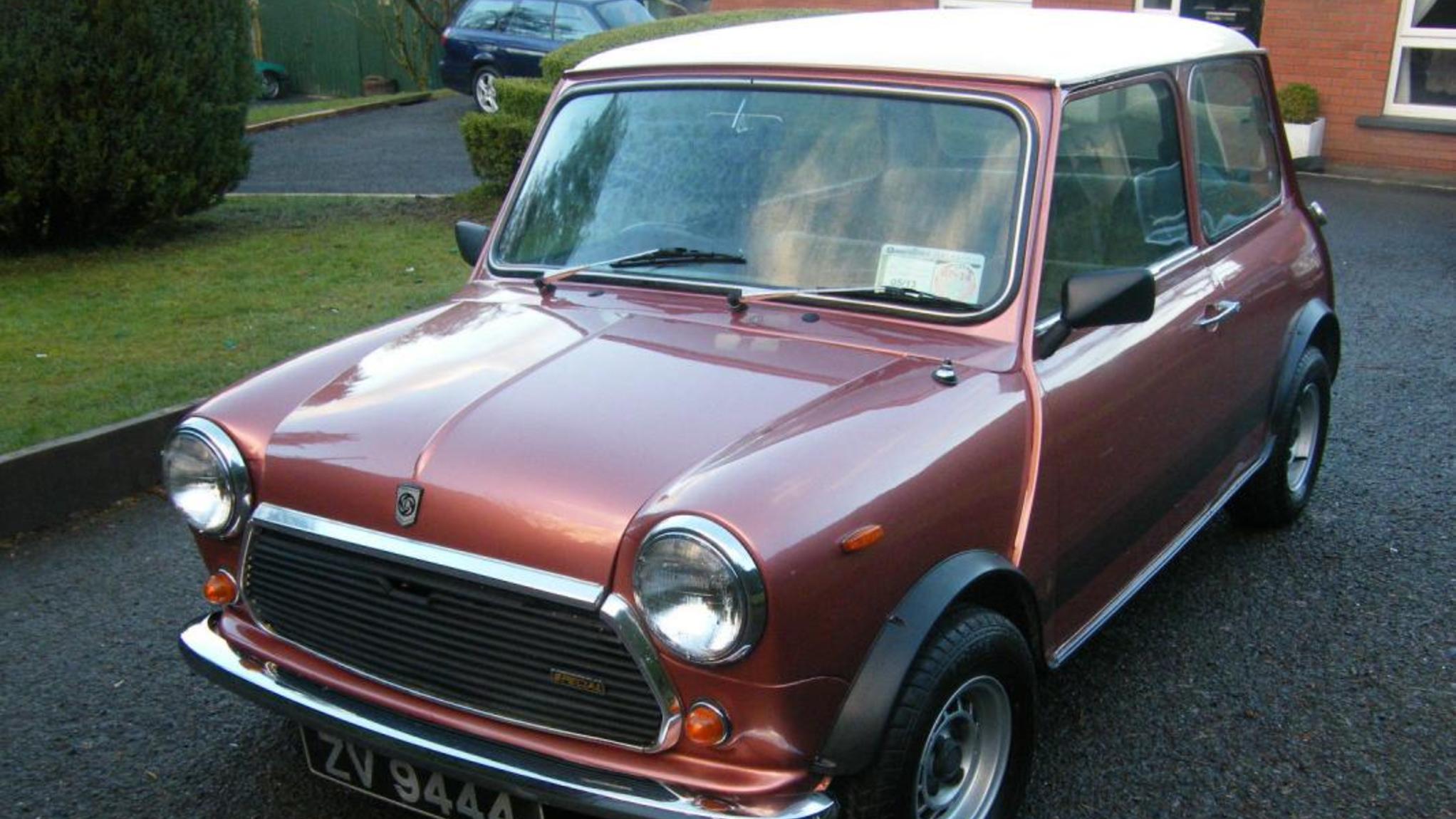 1979 Mini 20