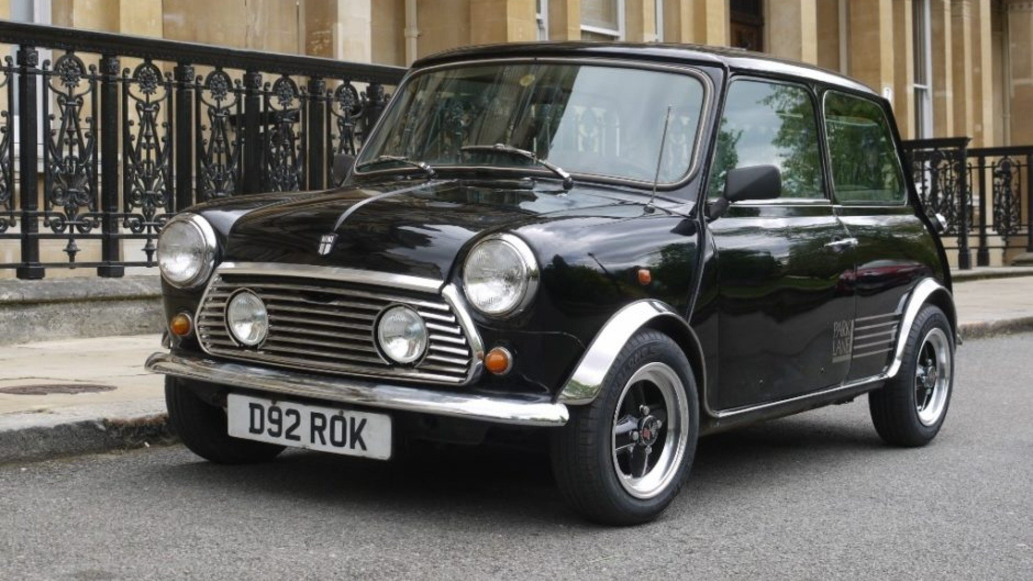 1987 Mini Park Lane Edition