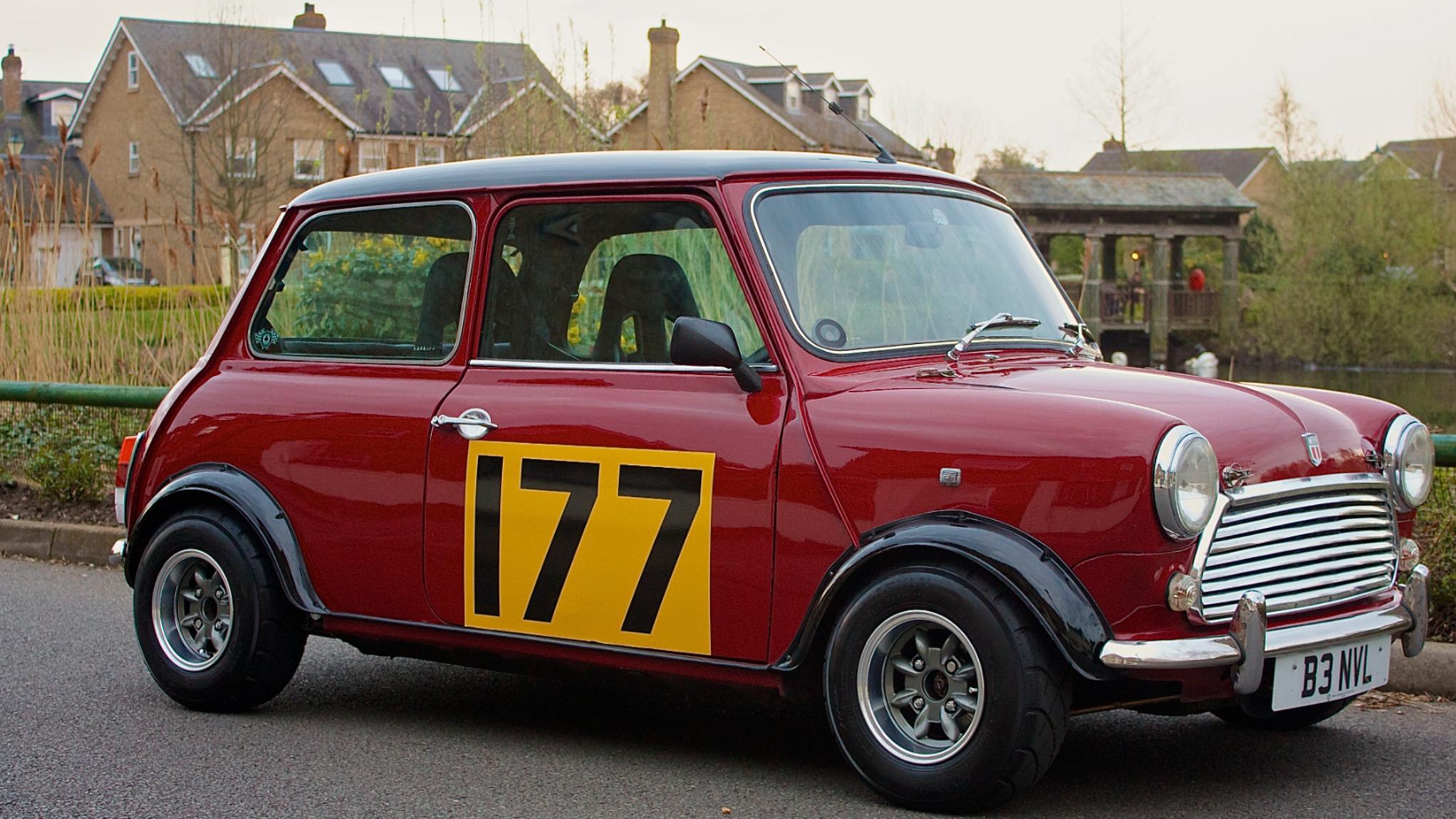 1988 Mini Racing