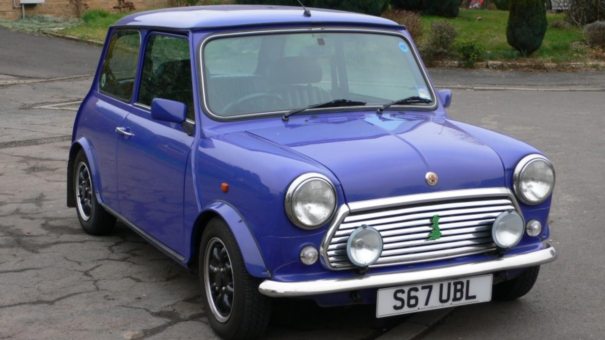 1998 Mini Paul Smith (1)