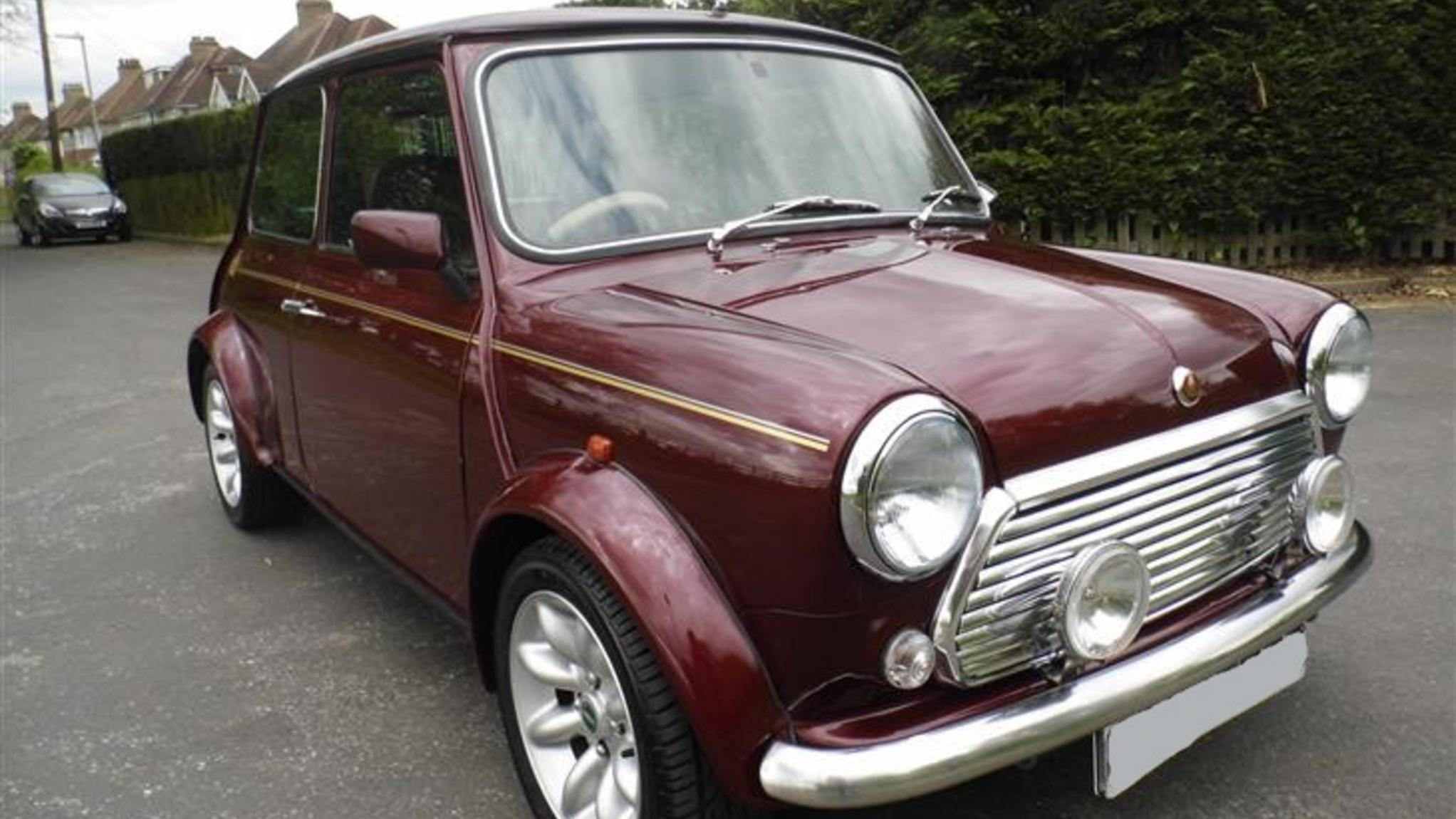 1999 Mini 40