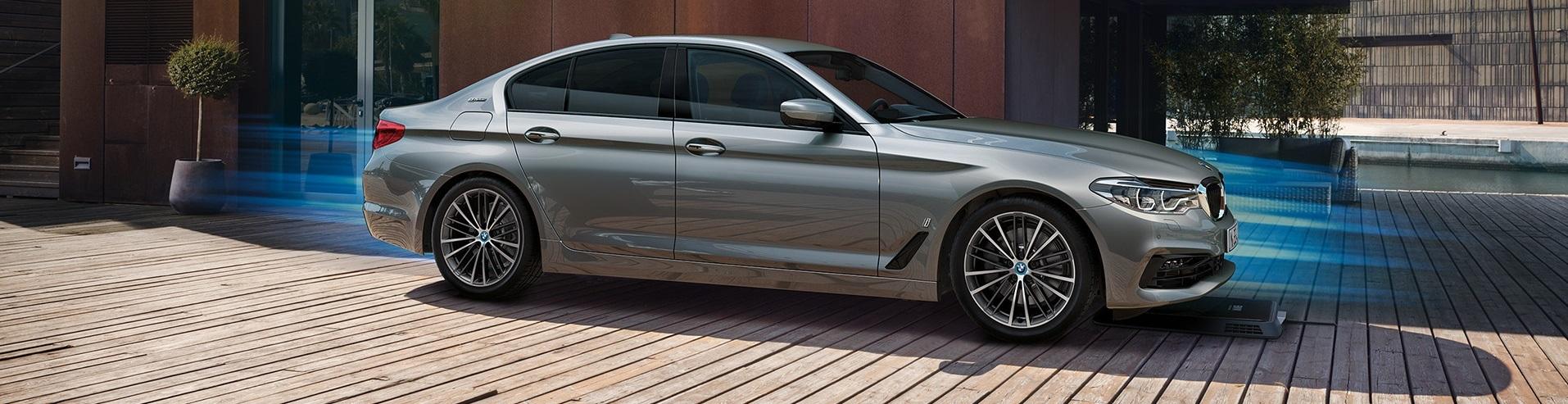 BMW 5 Series E Hybrid