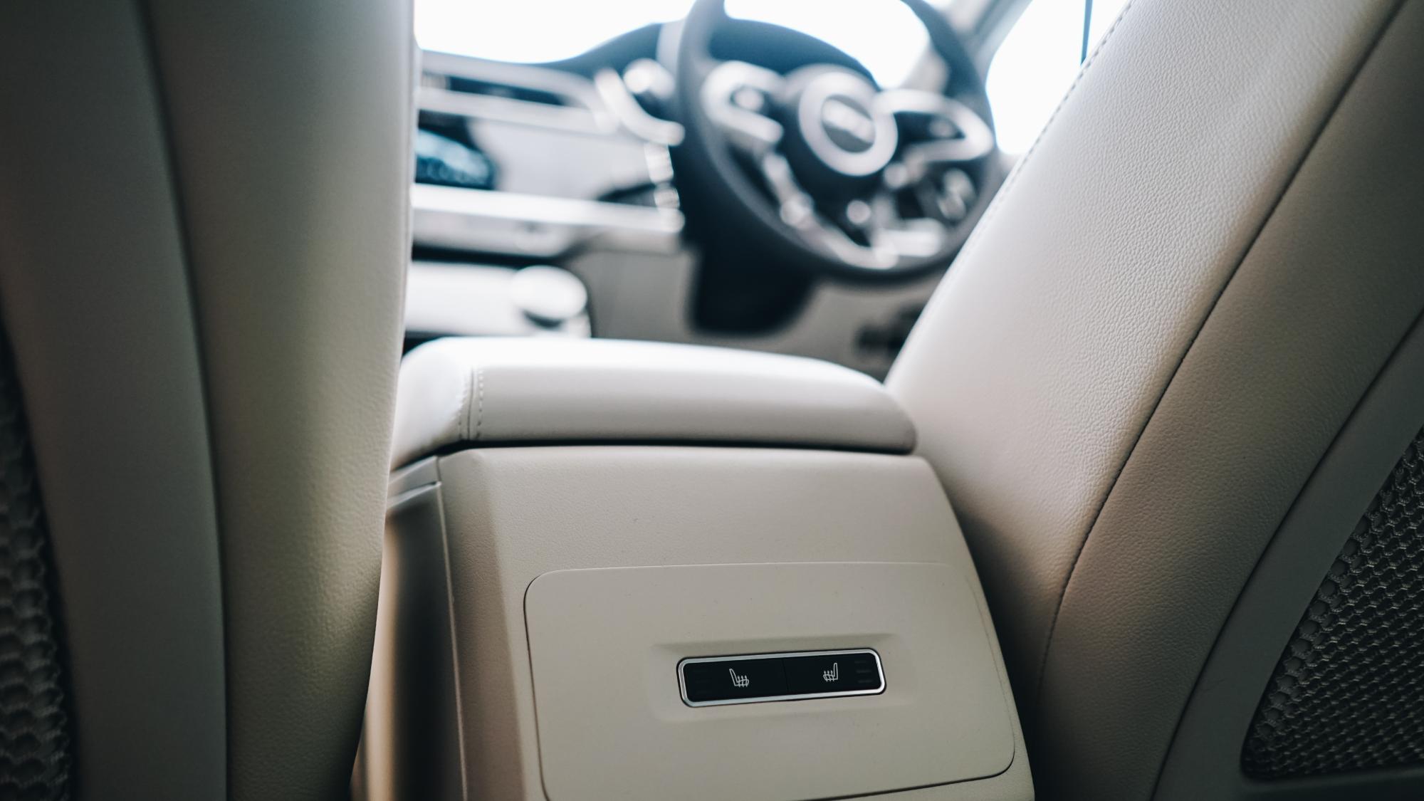 Jaguar I PACE Interior 2