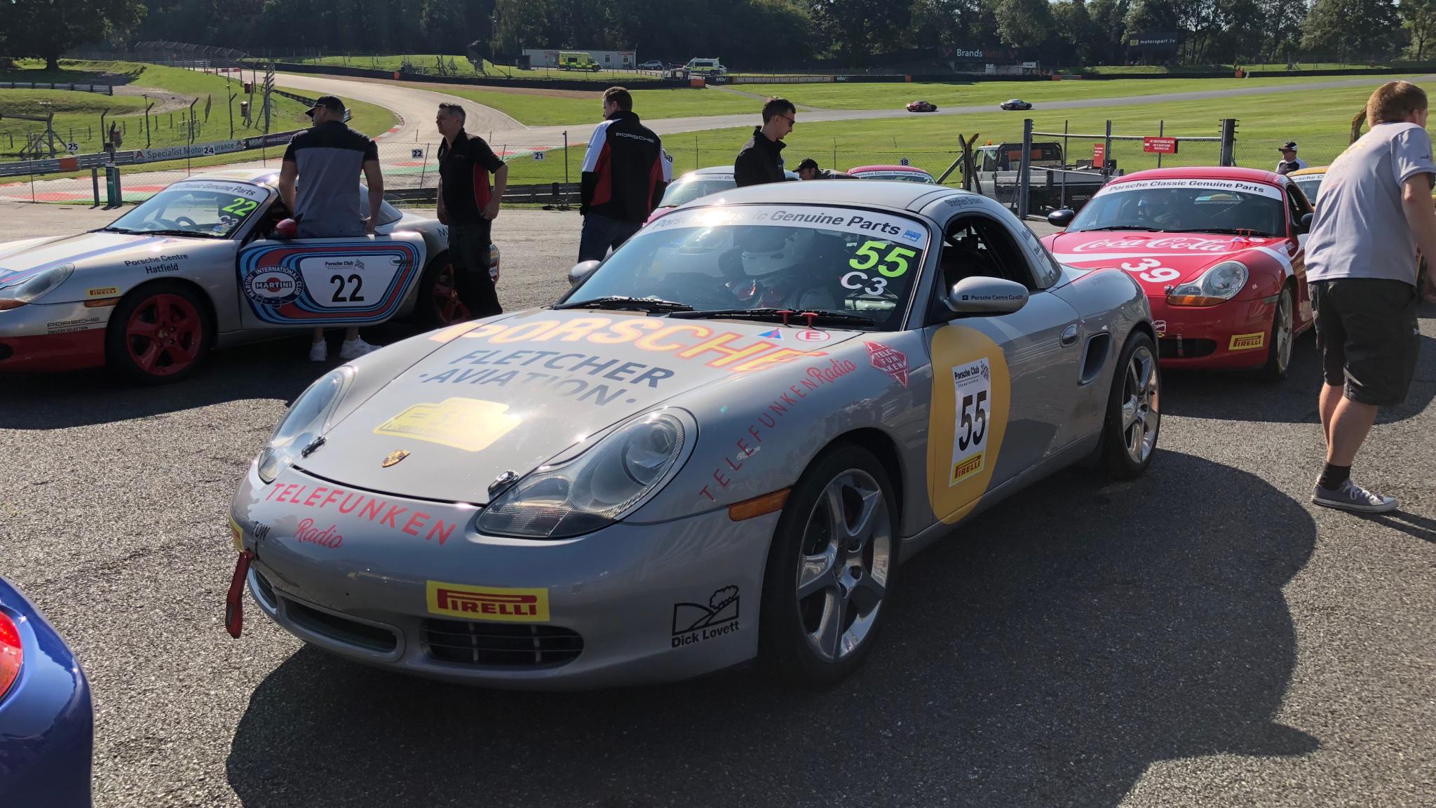 Porsche Centre Cardiff (1)