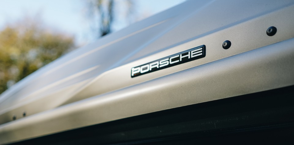 Porsche Cayenne Roof Box