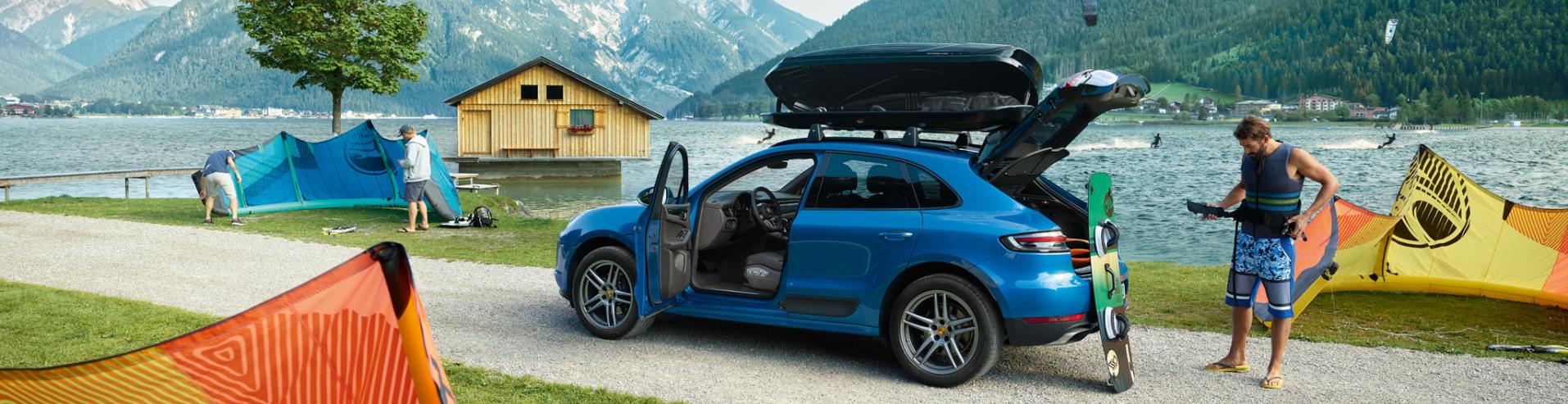 Porsche Macan Adventure