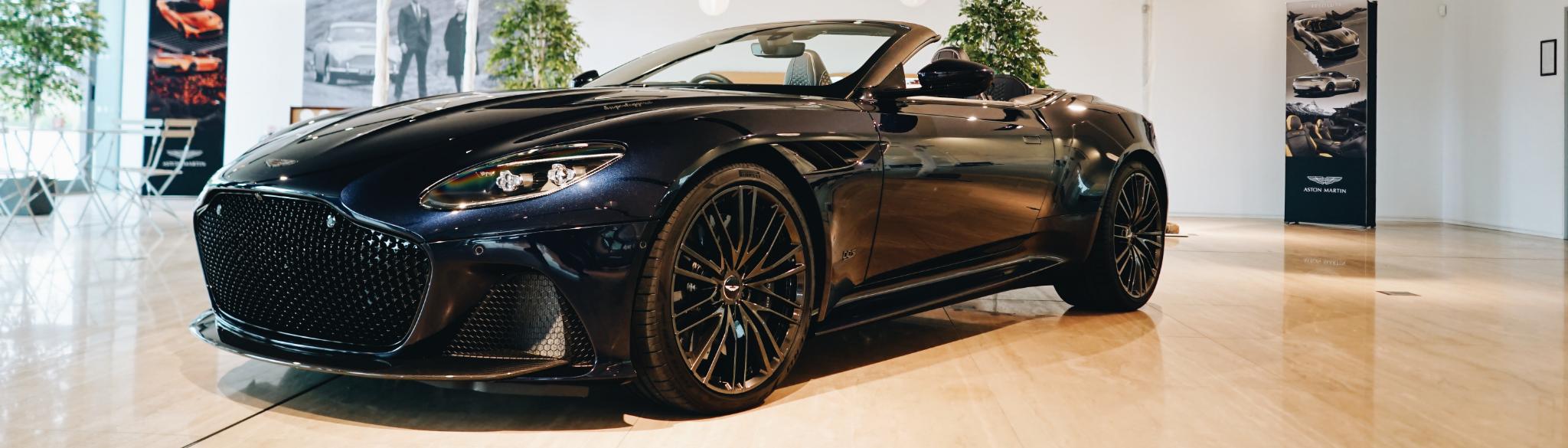 Aston Martin DBS Supperleggera Volante
