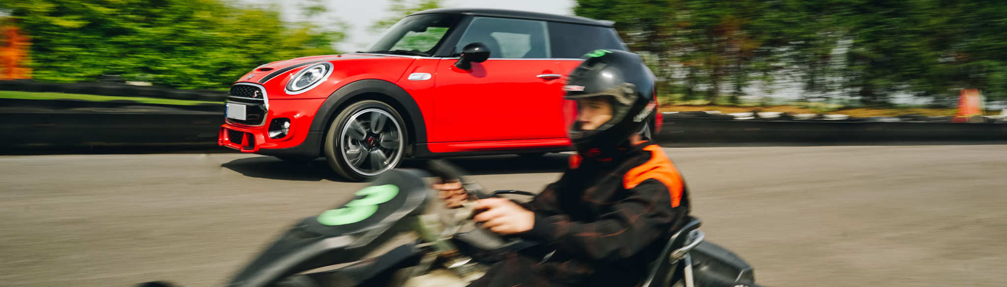 The MINI Cooper S   A Go Kart For The Road