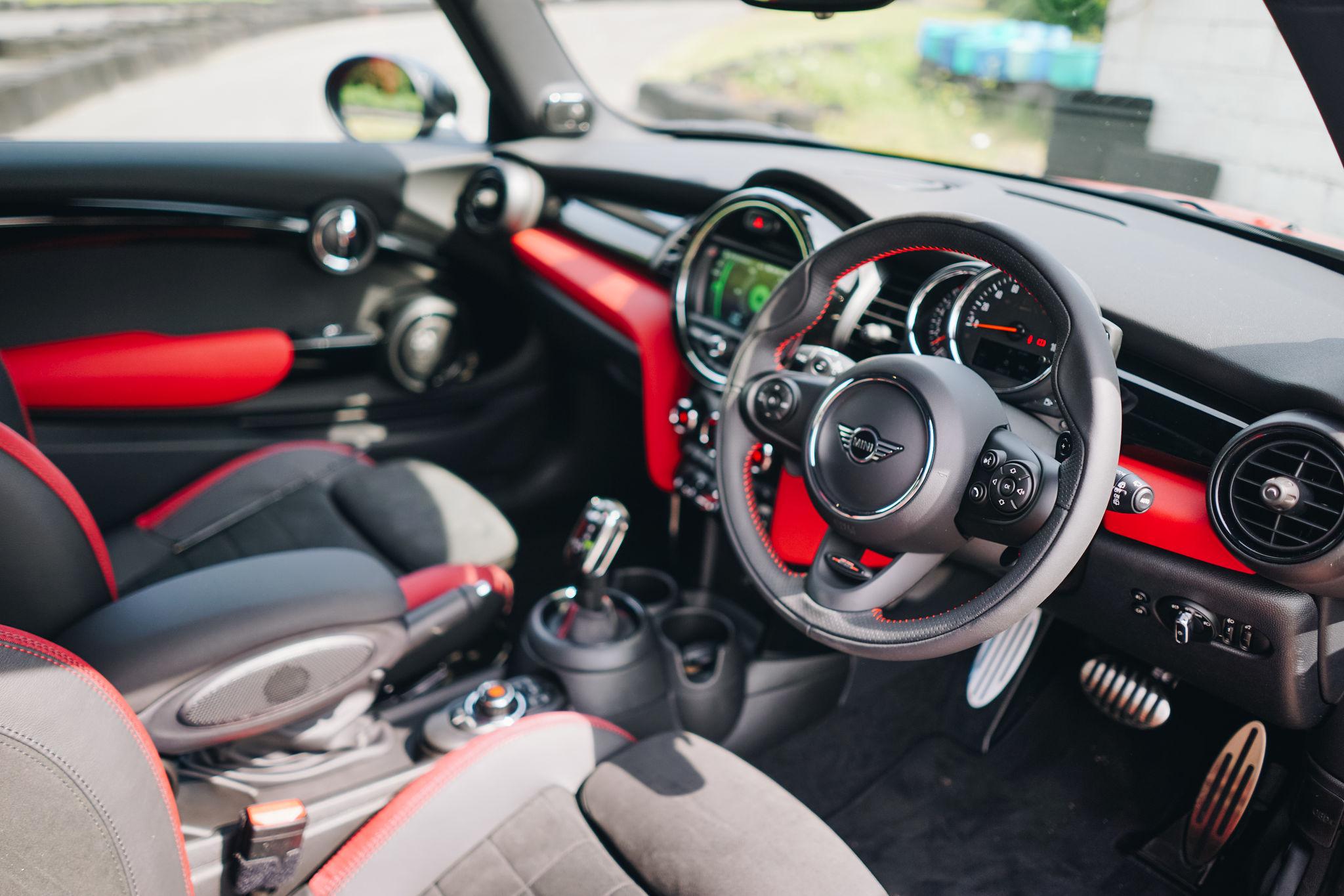 MINI Cooper S Interior Cabin
