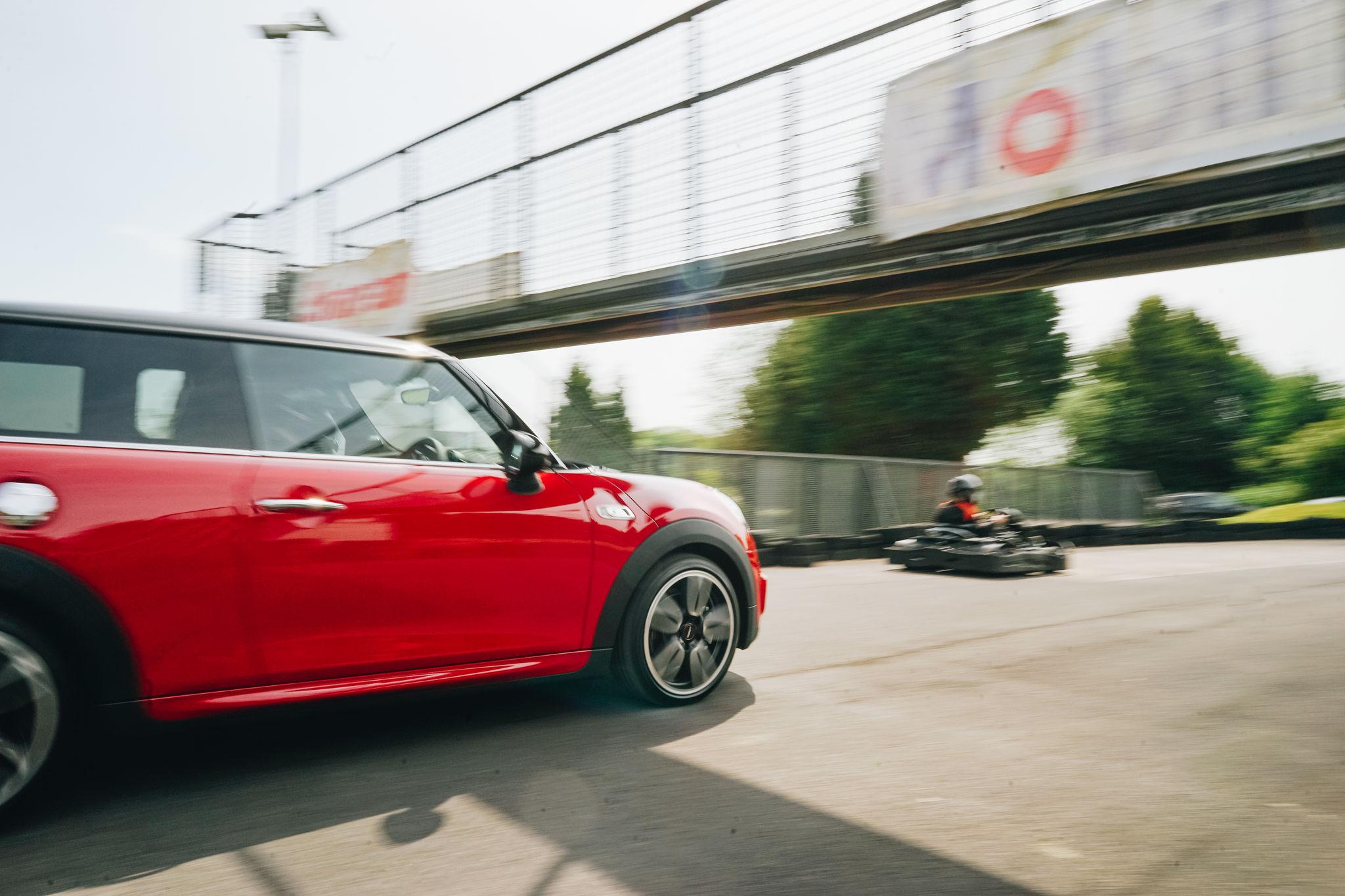 MINI Cooper S Racing Go Kart