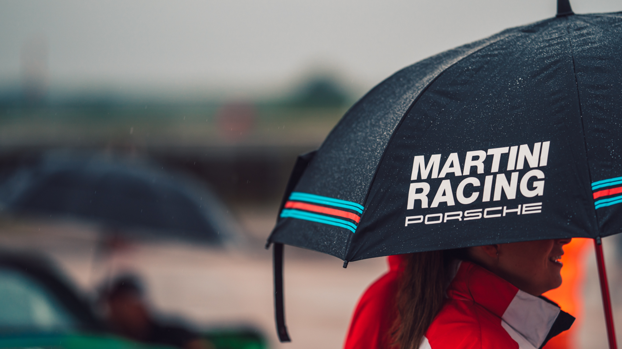 Martini Racing Umbrella