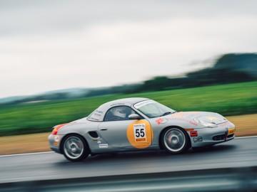Porsche centre cardiff scot adams racing