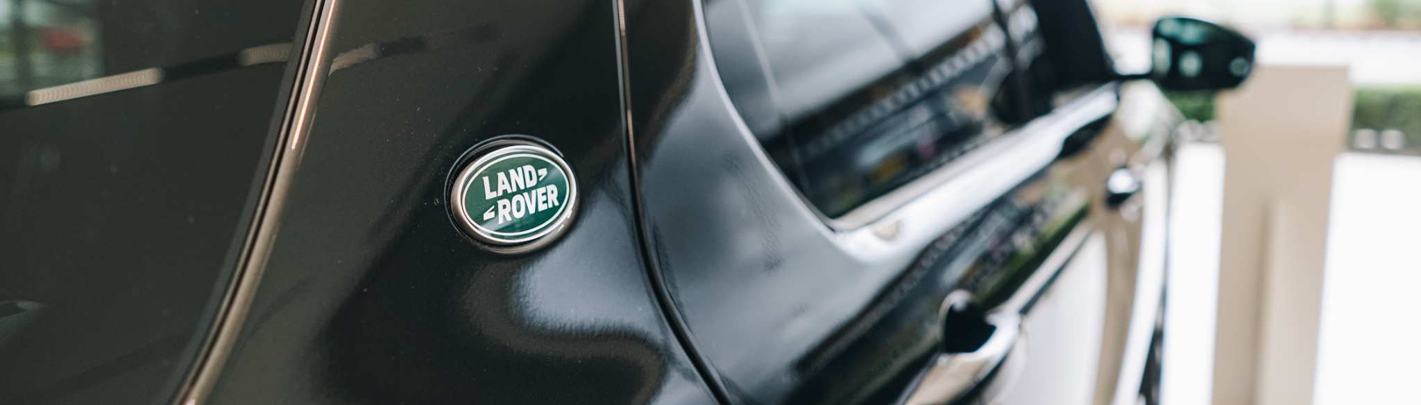 Close Up, New Land Rover Discovery Sport