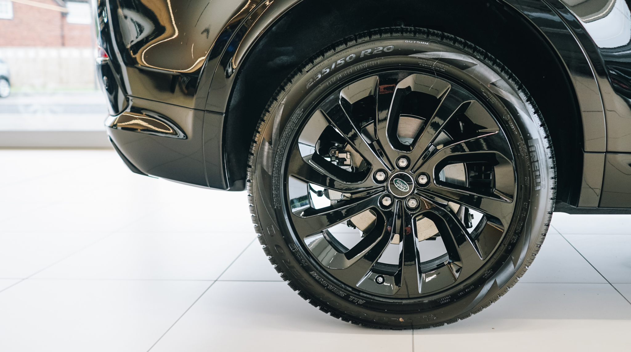 Land Rover Discovery Sport New Alloy Wheel