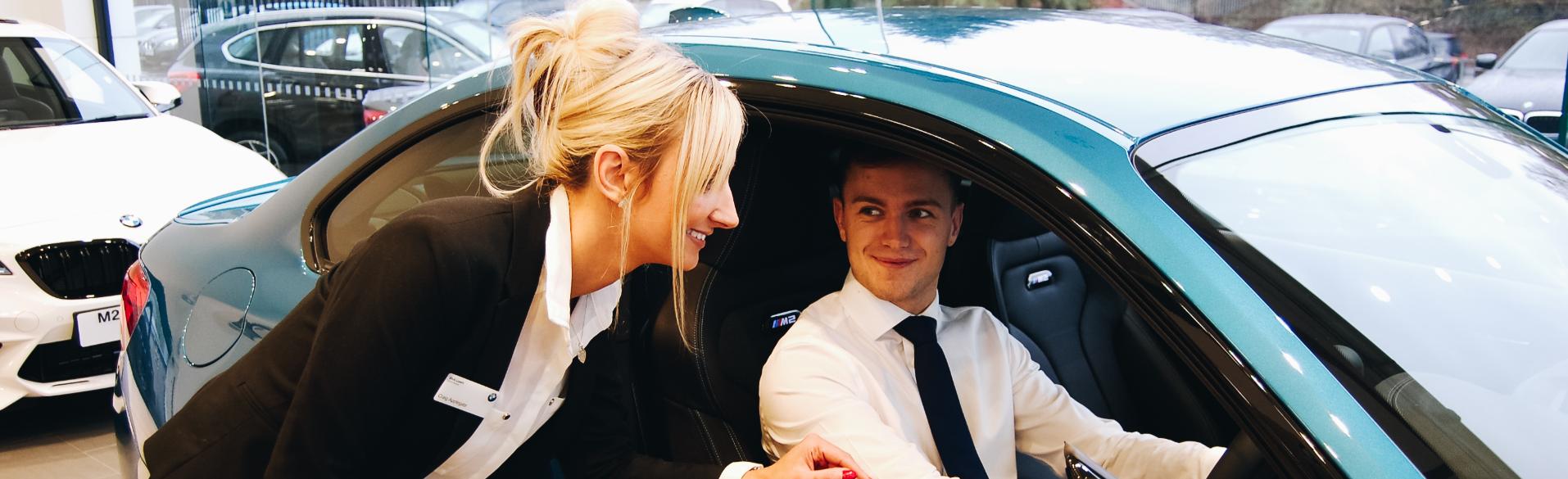 BMW Business Leasing
