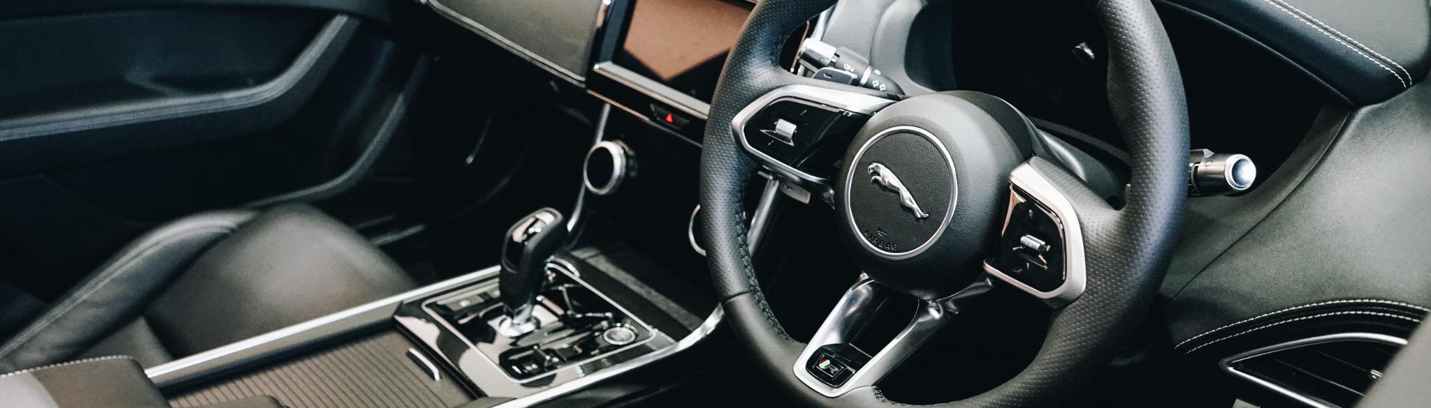 Jaguar XE Interior Cockpit