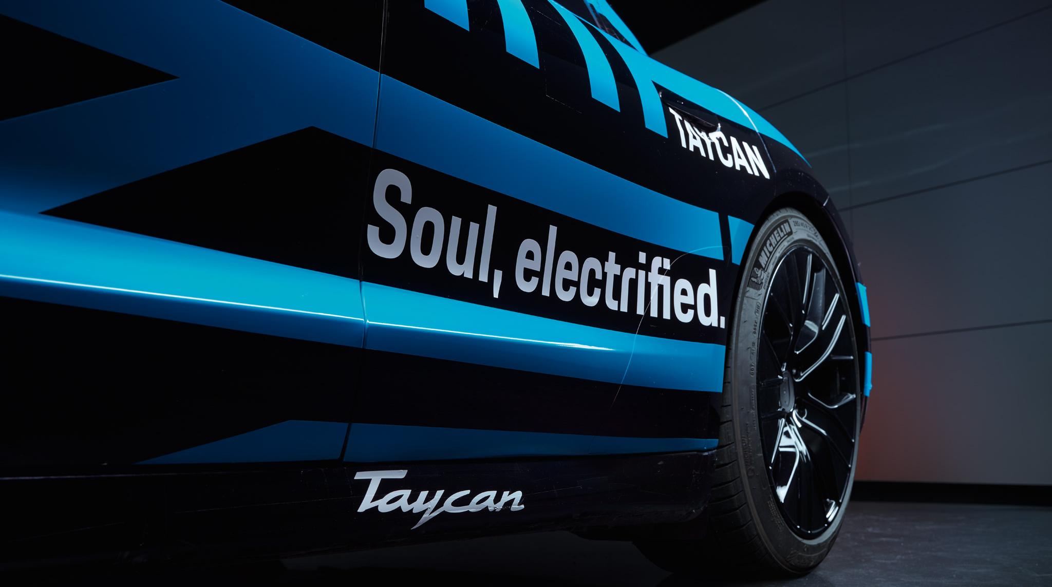 The New Porsche Tacyan