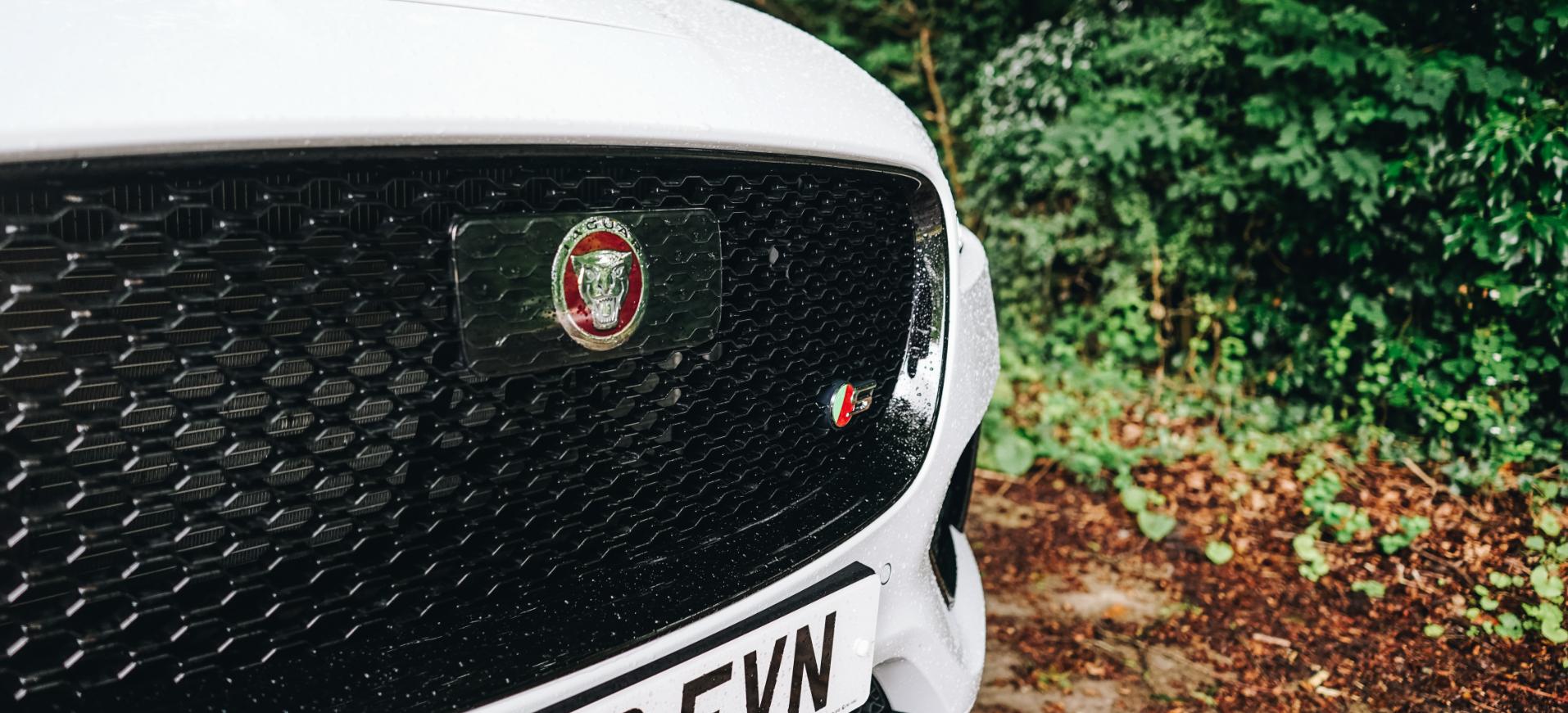 Jaguar F PACE Up Close (1)