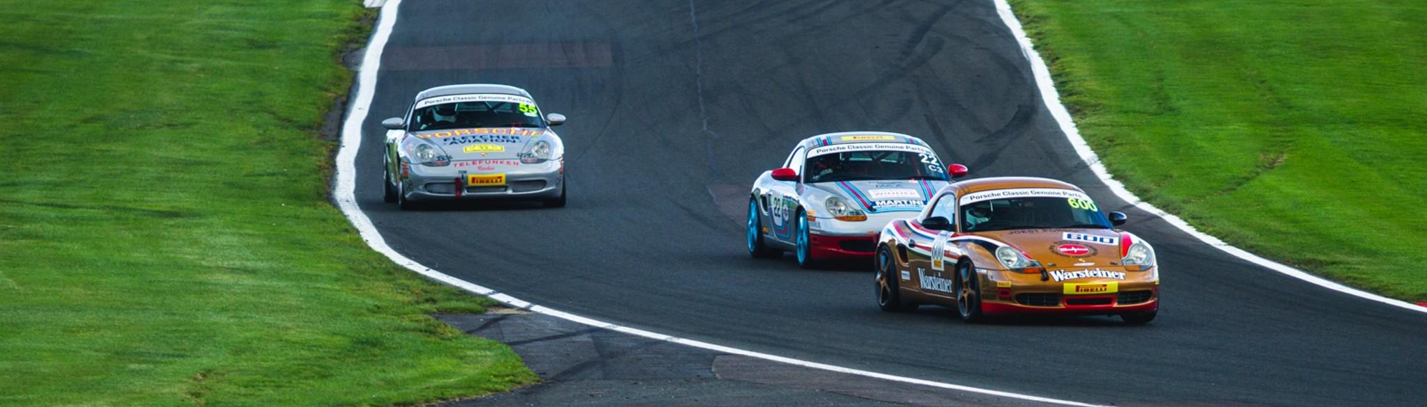 Porsche Restoracing