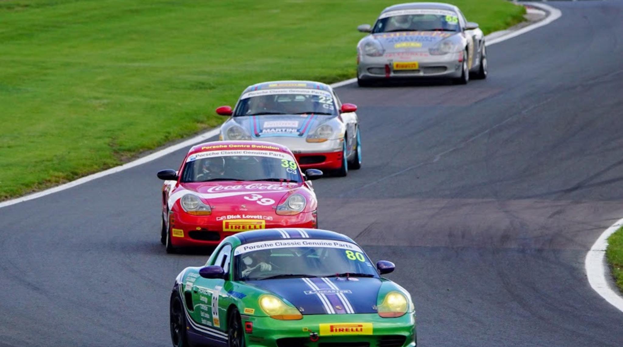 Porsche Restoracing Qaulifiying