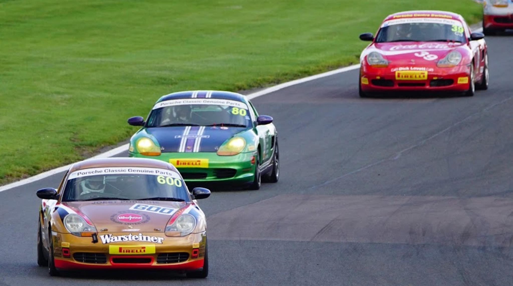 Porsche Restoracing Qaulifiying 2